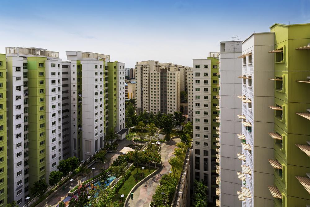 Little And Expensive Local Property for Singaporeans